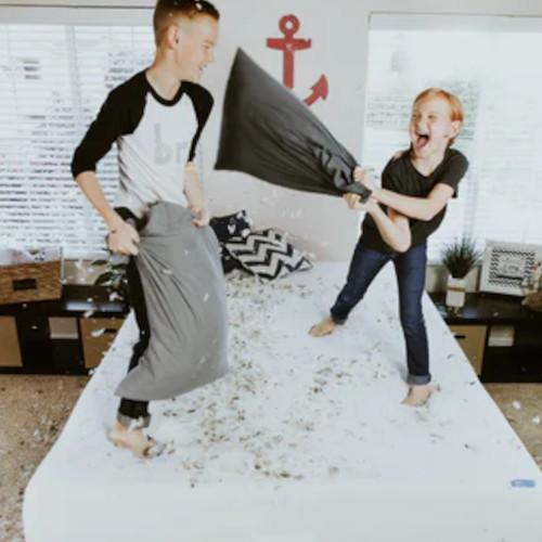 Materace dziecięce - jak wybrać odpowiedni model dla dorastającej pociechy?